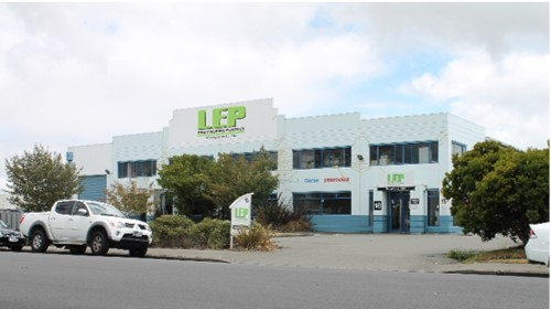 LEP Engineering Plastics in Christchurch