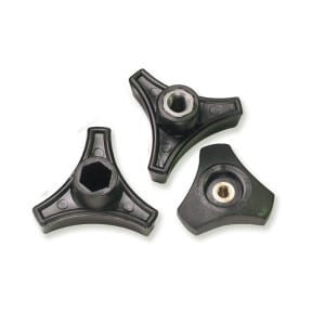 Tri Knob Female Treaded Inserts