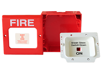Fire Alarm Manual Call Point